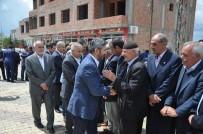 AHMET AYDIN - TBMM Başkanvekili Aydın'dan Sincik İlçesine Ziyaret