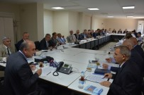 ŞAFAK BAŞA - TESKİ'de Eşgüdüm Toplantısı Yapıldı