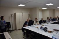 NILGÜN MARMARA - TESKİ Yönetim Kurulu Toplandı
