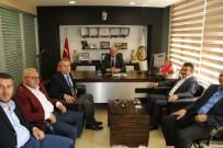 HALK BANKASı - TESKOMB Başkan Vekili Şarlı, 'Amaç İşportacıyı Dükkan Sahibi Yapmak'