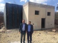 HATIPLI - Tokat'ta Yeni Su Depolarının Enerji Hattı Sorunu Çözüldü