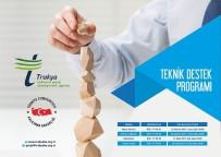MAHMUT ŞAHIN - Trakya Kalkınma Ajansı 2017 Yılı Teknik Destek Programını İlan Etti