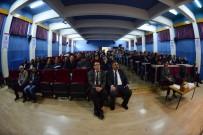 MUSTAFA ARSLAN - Türkiye Fırıncılar Federasyonu Hijyen Eğitim Programlarına Kayseri'den Başladı