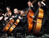 ANKARA DEVLET OPERA VE BALESİ - 'Uluslararası Müzik Festivali' KKTC Cumhurbaşkanlığı Senfoni Orkestrası Konseriyle Başladı