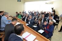 UĞUR POLAT - Yeşilyurt Belediye Meclisi Mayıs Ayı Çalışmalarını Tamamladı