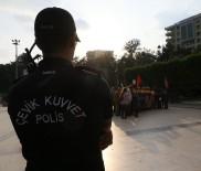 YUSUF ASLAN - Adana'da Deniz Gezmiş Ve Arkadaşları Anıldı