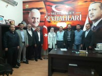 RAMAZAN GÜL - AK Parti İlçe Başkanları Toplantısı Acıgöl'de Yapıldı