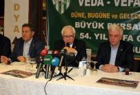 MECLİS BAŞKANLARI - Atatürk Stadyumu'nda 6 Bin Kişiye İftar Verilecek