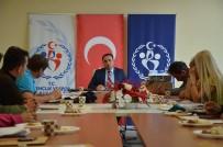 FIKSTÜR - Badminton Yıldızlar Grup Müsabakaları Teknik Toplantısı Gerçekleştirildi