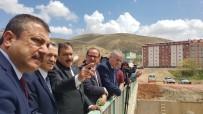 BAYBURT ÜNİVERSİTESİ REKTÖRÜ - Bakan Eroğlu Ve Ağbal Bayburt'ta