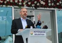GENÇLİK VE SPOR İL MÜDÜRÜ - Bakan Kılıç, Yenice Spor Salonu'nun Açılışını Yaptı
