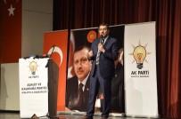 SELAHATTIN GÜRKAN - Bakan Tüfenkci AK Parti Teşkilatı İle Buluştu