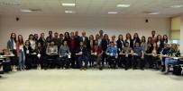 İŞ İNSANLARI - Başkan Hazinedar, Proje Atölyesinde Üniversitelilerle Buluştu