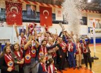 HAKKı KÖYLÜ - Bayanlar Hentbol Ligi'ni Kastamonu Belediyespor Şampiyon Tamamladı
