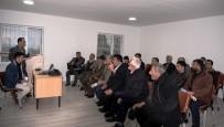 SONBAHAR - Çiftçilere İlkbahar Mücadele Eğitimi Verildi