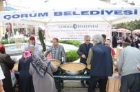 HEDIK - Çorum'da Belediye Hıdırellez Hediği Dağıttı