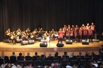 MUSTAFA ÖZTÜRK - Elazığ'da Türk Halk Müziği Konseri
