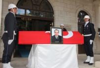 METİN FEYZİOĞLU - Emekli Vali Devlet Töreniyle Uğurlandı