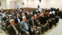 MÜFTÜ VEKİLİ - Erciş'te Hacı Adayları Aşı Oldu