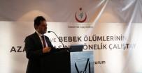 SERHAT VANÇELIK - Erzurum'da Anne Ve Bebek Ölümlerinin Azaltılması Çalıştayı