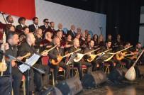 SENFONİ ORKESTRASI - Fatsa'da Türk Halk Müziği Konseri