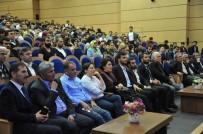 FATİH TEZCAN - Gazeteci Fatih Tezcan BEÜ'de 'Türkiye Neden Hedefte' Başlıklı Konferans Verdi