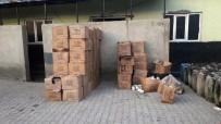 GEÇITLI - Hakkari'de Kaçakçılık Operasyonu