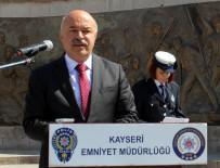 ZEKERIYA GÜNEY - Kayseri'de Ölümlü Trafik Kazalarında Yüzde 23 Oranında Düşüş Oldu