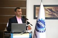 İSTİŞARE TOPLANTISI - KAYSO Başkanı Mehmet Büyüksimitci Açıklaması