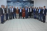 İSMAIL AYDıN - Kdz. Ereğli Belediyespor Olağan Kongresini Yaptı