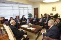 TÜRK TABIPLERI BIRLIĞI - Kılıçdaroğlu, DİSK, KESK, TMMOB, TTB Başkanlarını Kabul Etti