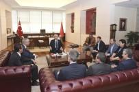 TÜRK TABIPLERI BIRLIĞI - Kılıçdaroğlu'ndan 4 Kabul