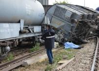 Kırıkkale'de İlaçlama Vagonu Devrildi, 1 Kişi Hayatını Kaybetti