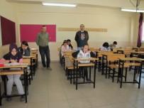 ALI ÖZDEMIR - Kitap Okuma Yarışmasının İl Sınavları Hisarcık'ta Yapıldı