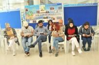 KMÜ'de Kitap Okuma Etkinliği