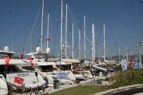 ERDEMIR - Marmaris Yacht Charter Show Başladı