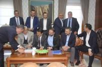 Nevşehir'de Okul Ve Cami Yapımı İçin Protokol İmzalandı