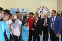Oturarak Voleybol 2. Lig Final Müsabakaları Karaman'da Başladı.