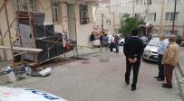 TAŞDELEN - Polis memuru, park kavgasında komşusunu vurdu!