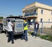 TAYTAN - Salihli'de 14 Mahalleye 300 Çöp Konteyneri