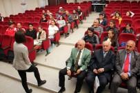 YILDIRAY ÇINAR - Samsun'da 'IAAF Çocuk Atletizmi Antrenör Eğitim Semineri' Düzenlendi