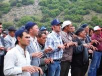 YAĞMUR DUASI - Sarıgöllü Çiftçilerden Bereket Duası