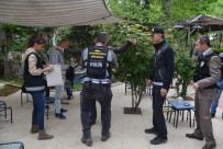 Siirt'te 14 Ekiple Okul Önünde Uygulama Yapıldı