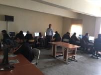 Taşlıçay'da Hasta Kabul Kursu Açıldı