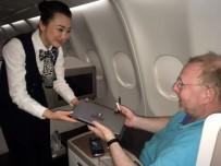 THY'nin ABD Uçuşlarında Dizüstü Bilgisayar Dönemi