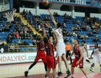 HUMMER - Trabzonspor'dan 32 Sayı Fark!