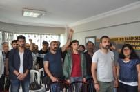 EMEK PARTISI - Tunceli'de Deniz Gezmiş Ve Arkadaşları Anıldı