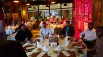 İŞ GÖRÜŞMESİ - Türk-Arap Gıda Ve Gıda Teknolojileri Fuarı Sona Erdi