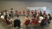 ARNAVUTLUK - Türkiye İle Beraber 6 Ülkenin Gençleri Ödemiş'te Buluştu