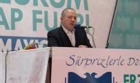 TÜRKIYE YAZARLAR BIRLIĞI - TYB Başkanı İspirli, Kitap Fuarı'nda Erzurumlu Şairleri Anlattı